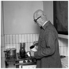 Le Corbusier – Atelier Pierre Baudouin, Carton de la tapisserie La Licorne passe par la Mer Photo Willy Rizzo