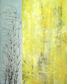 "Saatchi Online Artist Angela Lindenlauf; Painting, ""PAXERA II"" #art"