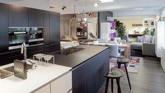 Leicht kitchen, kitchen design