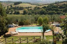 Holiday house near Lake Trasimeno in Umbria, Italy