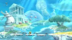 Concept Art Rayman Legends