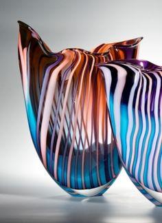 *Art Glass by Peter Layton