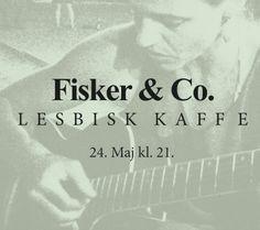 Fisker & Co live Flyer/trykkertøsen