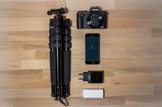 Wie ich mein Foto-Equipment <br>reduziert habe!</br>