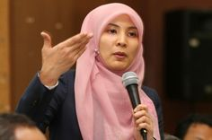 Nurul said Maria's Sosma detention proved the Opposition was right to oppose the law when it was proposed. — Picture by Choo Choy May