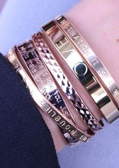 Accessoires – Romane-bracelts-joncs-mya bay- plaqué or, or rose-happiness binnenkort ook op www.eschpla.nl