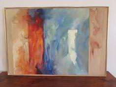 1960's Wayne Ingram painting