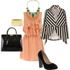 Dress Up - Complete Outfit Under $150!
