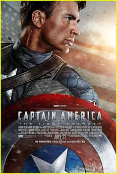 Captain America rocked so hard. I would go see it again right now.