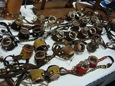 Make Steampunk Goggles - wikiHow