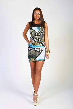 Anibelle Dress #clubwear