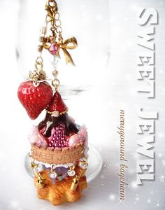 Patisserie Cake, Clay Jewelry, Jewellery, Fake Food, Clay Miniatures, Decoden, Miniature Food, Kawaii Crafts, Tutorials