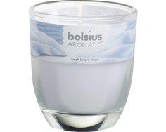 BOLSIUS® geurkaars Fresh Linen 8 x 7 cm
