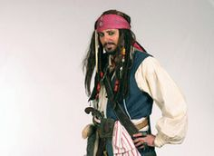 DIY Pirate Costume tips