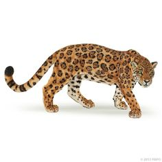 Figurine Jaguar - Figurines LA VIE SAUVAGE