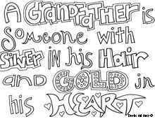find this pin and more on its begining to look a lot like christmas grandpa quote coloring pages