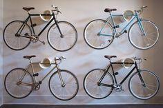 Grow interactive's new office bikes