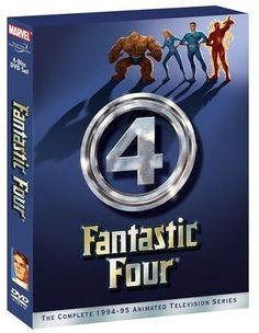 Fantastic Four (TV Series 1994–1996)