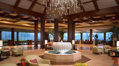 One of my favorite places to spend time with my hubby.  The St. Regis Kauai is sooo beautiful and romantic!
