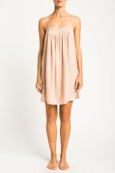 Shop our Silk Pintuck Dress at http://www.hautehippiestore.com/shop-1/haute-hoodie-her/our-pintucked-dress.html
