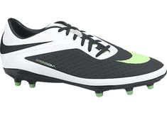 Nike Hypervenom Phelon FG Soccer Cleats Black with White and Neo Lime…Get  it at SoccerPro now. 4a804d38e447f