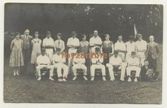 Coventry Cricket Team small breed dog rp postcard Nelson Jones sport c 1920 Small Dog Breeds, Small Breed, Sport C, Coventry, Vintage Postcards, Cricket, British, Dogs, Vintage Travel Postcards