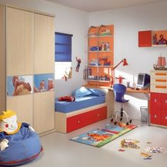 How To Decorate A Boys Room