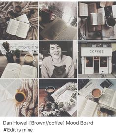 i need to just make a dan and phil board already