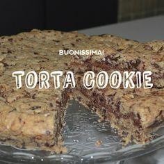 la TORTA COOKIE <3 veloce, facile e buonissima... mezz'ora ed è pronta per la merenda e la colazione di domani... e il profumo... ;) http://www.blogpugliagourmeet.it/2015/09/ricetta-torta-cookie-facile-veloce.html