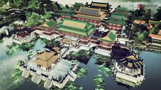 Digital modeling brings China's Old Summer Palace back to life - Global Times China Architecture, Architecture Concept Drawings, Ancient Greek Architecture, Architecture Tattoo, Historical Architecture, Gothic Architecture, Classical Architecture, Sustainable Architecture, Landscape Architecture