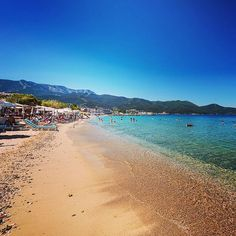 Hottest day of the summer so far. The place to be is Limanaki Beach in Thassos Town and Karnagio Cafe Bar!  #thassos #thasos #thassosnow #visit_thassos #photooftheday #happy  #instatravel #insta_greece #thassosisland #summer #instago #instadaily #instatravelling #mytravelgram #travelgram #igtravel #nature #worlderlust #beautiful #iloveellada #instamood #greece #greek_island #paradise #VisitGreece #ig_europe #ig_captures #igers #instacool #greeksummer