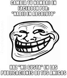 Troll...