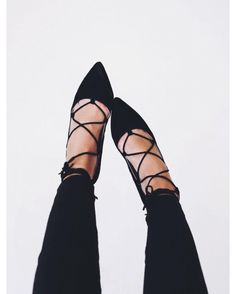 Love these black shoes