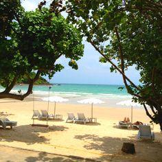 Aoprao Beach, Samed Island Thailand
