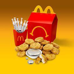 McDonald's now including free vaccines alongside Happy Meals - NaturalNews.com