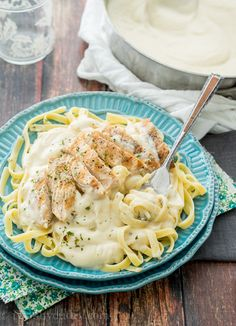 Quick and Easy Cauliflower Alfredo Sauce