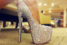 Want: diamond heels