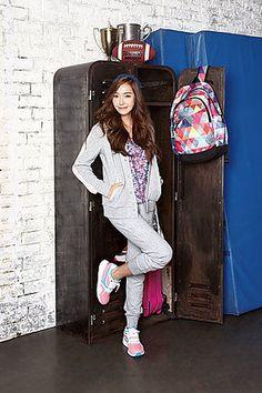 Jessica Jung for LI-NING