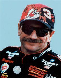 Dale Earnhardt | ... 10 Modern American Mustaches: #9 Dale Earnhardt « Joffre The Giant