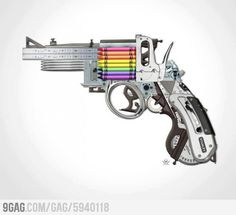 Weapon of mass creativity