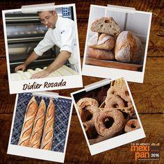 ¿Cómo incorporas lo mejor de los procesos tradicionales de la #panadería para prepara el mejor pan contemporáneo? Apréndelo con Didier Rosada. http://www.mexipan.com.mx/cursos/  #Mexipan #mexipan2016 #didierrosada #pan #curso #expo #wtc #másterclass #mexico #mexicocity