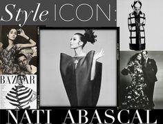 Style Icon: Nati Abascal