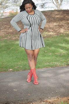 : Mahogany Closet Mondays Fashion Link Up + Hounds t...