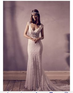 Anna Campbell Harper Used Wedding Dress on Sale 35% Off