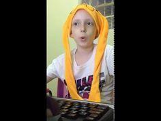 Primeiro vídeo do canal/falando um pouco sobre mim.
