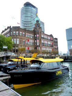 Rotterdam - Watertaxi