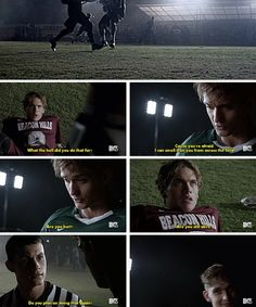 "4x11 ""A Promise to the Dead"" - Liam & Brett!!!"