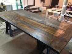 Custom Made Farmhouse Table