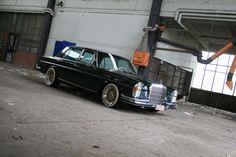 W108 in Fabrikhalle - Forum - Mercedes-Fans - Das Magazin für Mercedes-Benz-Enthusiasten
