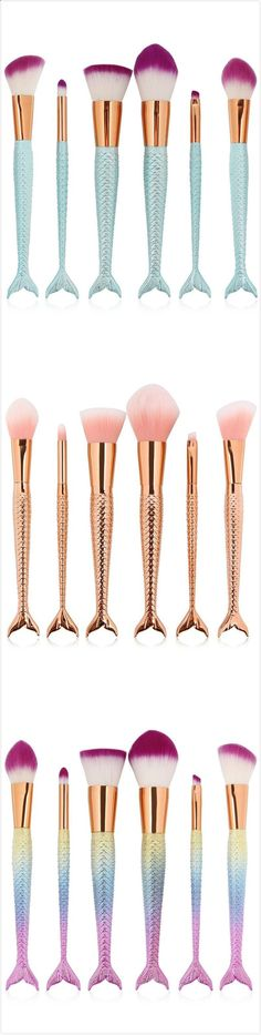Makeup Brush - Whether a makeup novice or an expert you need the right tools as makeup is an art. Use the best quality and affordable makeup brushes and makeup brush set to get that flawless look. Achieve mesmerizing and magnetic eyes through eye makeup like eyeshadow, eyelashes, and mascara. Be it hiding those pesky spots and marks or the dark under eye circles, these concealers have got you covered. Glam up that pout with red lipstick or lip gloss for an elegant and versatile look. F...